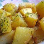 Картофи Соте