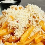Пържени картофи със сирене - Ресторант Мира - Враца